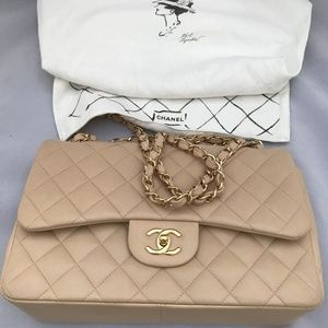 Women s Half Moon Chanel Bag on Poshmark bc185d959a
